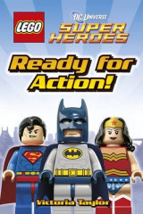 Omslag - LEGO (R) DC Super Heroes Ready for Action!