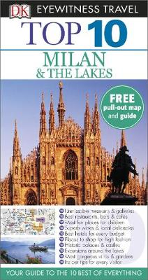 Milan And The Lakes: Eyewitness Top 10 Travel Guide av Reid Bramblett (Heftet)