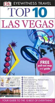 DK Eyewitness Top 10 Travel Guide: Las Vegas av Connie Emerson (Heftet)