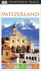 Omslag - DK Eyewitness Travel Guide: Switzerland