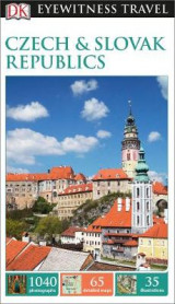 Omslag - DK Eyewitness Travel Guide: Czech and Slovak Republics