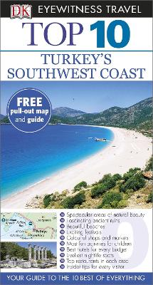 DK Eyewitness Top 10 Travel Guide: Turkey's Southwest Coast av DK (Heftet)