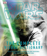 Omslag - Star Wars Complete Visual Dictionary