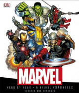 Omslag - Marvel Year by Year a Visual Chronicle