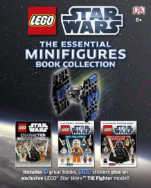 Lego Star Wars Tie Fighter Box Set (Innbundet)
