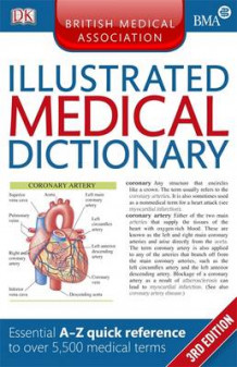 BMA Illustrated Medical Dictionary av DK (Heftet)