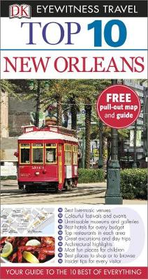 Dk Eyewitness Top 10 Travel Guide: New Orleans av DK Publishing (Heftet)