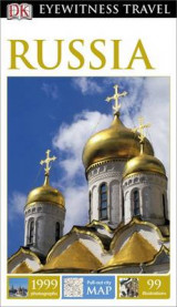 Omslag - DK Eyewitness Travel Guide: Russia