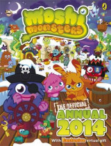 Omslag - Moshi Monsters Official Annual 2014