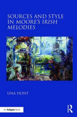 Omslag - Sources and Style in Moore's Irish Melodies
