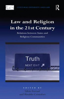 Law and Religion in the 21st Century av Dr. Prakash Shah (Innbundet)