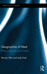 Omslag - Geographies of Meat: Politics, Economy and Culture