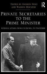 Omslag - Private Secretaries to the Prime Minister