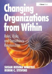 Changing Organizations from Within av Robin C. Stevens (Innbundet)