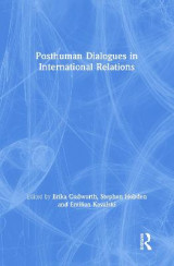 Omslag - Posthuman Dialogues in International Relations