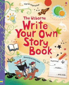 Write Your Own Story Book av Louie Stowell (Spiral)