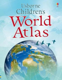 Children's World Atlas av Emma Helbrough og Stephanie Turnbull (Heftet)