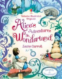 Alice's adventures in wonderland av Lewis Carroll (Innbundet)