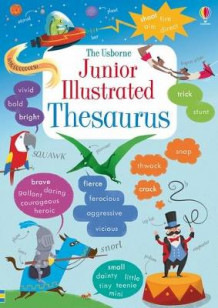 Junior Illustrated Thesaurus av James Maclaine (Heftet)