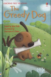 The Greedy Dog av Alex Frith (Innbundet)