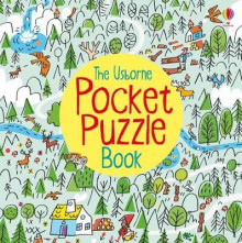 Pocket Puzzle Book av Sarah Courtauld og Alex Frith (Heftet)