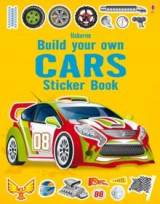 Omslag - Build your own cars sticker book