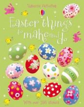 Easter Things to Make and Do av Kate Knighton og Leonie Pratt (Heftet)
