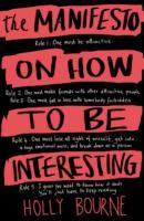 Omslag - The Manifesto on How to be Interesting
