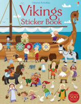Omslag - Vikings sticker book