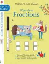 Omslag - Wipe-Clean Fractions 7-8