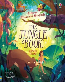 Jungle book av Rudyard Kipling (Innbundet)