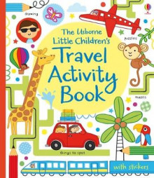 Little Children's Travel Activity Book av James Maclaine (Heftet)