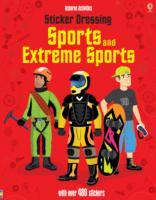 Sticker Dressing Sports & Extreme Sports av Katie Davies og Lisa Jane Gillespie (Heftet)