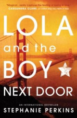 Omslag - Lola and the boy next door