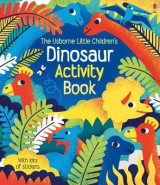 Omslag - Little Children's Dinosaur Activity Book