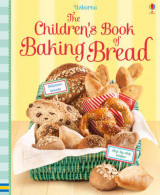 Omslag - Children's Book of Baking Bread
