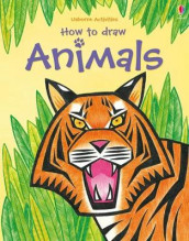 How to Draw Animals av Leonie Pratt (Heftet)