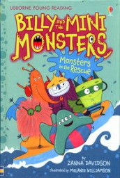 Billy and the Mini Monsters - Monsters to the Rescue av Zanna Davidson (Innbundet)
