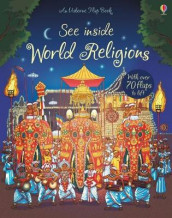 See Inside World Religions av Alex Frith (Kartonert)