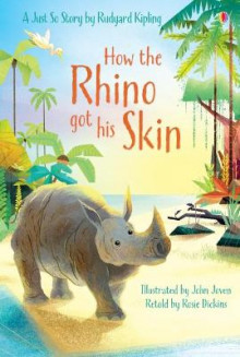 How the Rhino Got His Skin av Rosie Dickins (Innbundet)