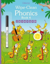 Omslag - Wipe-Clean Phonics: Book 4