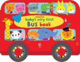 Omslag - Baby's Very First Bus Book