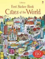 Omslag - First Sticker Book Cities of the World