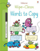 Omslag - Wipe-Clean Words to Copy