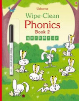 Omslag - Wipe-Clean Phonics: Book 2