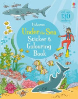 Omslag - Under the Sea Sticker and Colouring Book