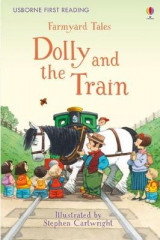 Omslag - Farmyard Tales Dolly and the Train