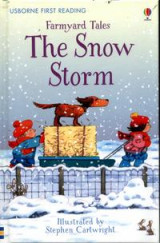 Omslag - First Reading Farmyard Tales: The Snow Storm