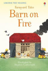 Omslag - Farmyard Tales Barn on Fire