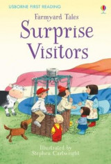 Omslag - Farmyard Tales Surprise Visitors